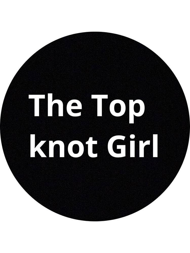 TOP KNOT GIRL Blog Holly total  - blogmumma_of2boys | ello