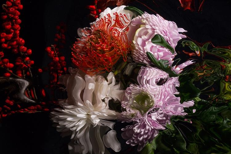 Floral /002  - photography, incamera - davyevans | ello