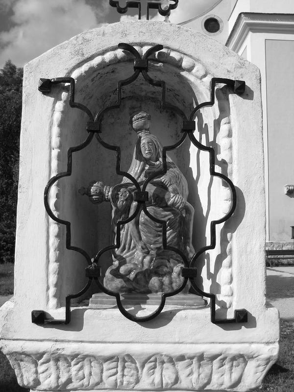 Mária oszlop (Zsámbék - latnivalo - turabazis | ello