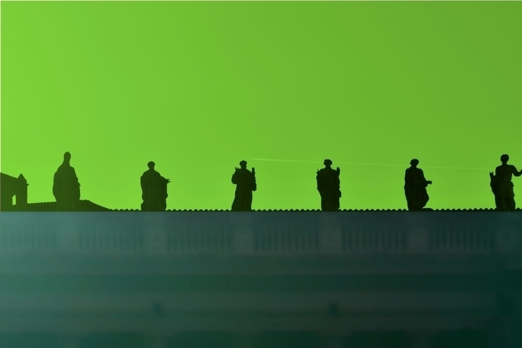 image, rome, vatican, green, colors - mishanich | ello