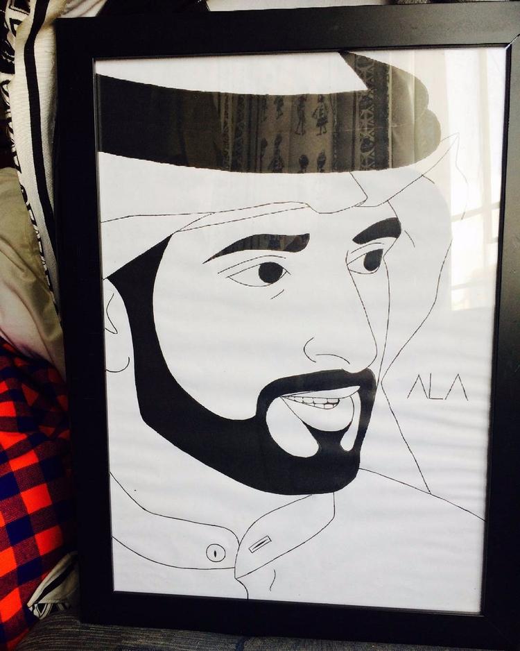 Sheikh Hamdam Bin Mohammed Al M - thecrazycreative_ | ello