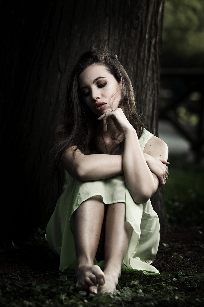 Photographer:Manuel Mambrini M - darkbeautymag | ello