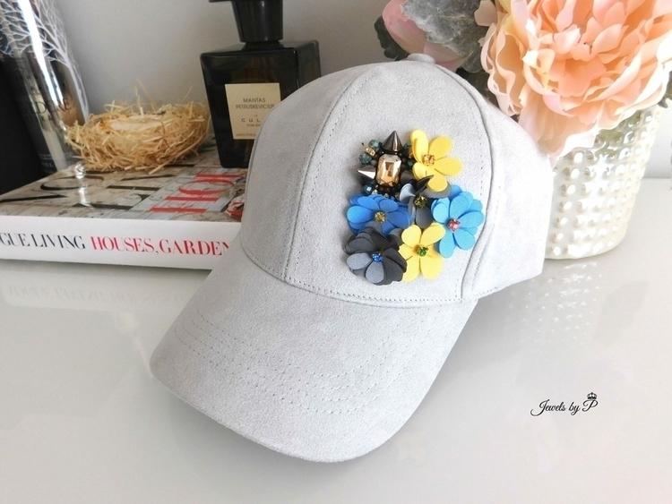 handmadeaccessories, hat, accessories - jewelsbyp   ello