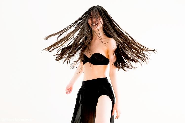 Janelle Moves - model, dance, fashion - albertnormandin | ello
