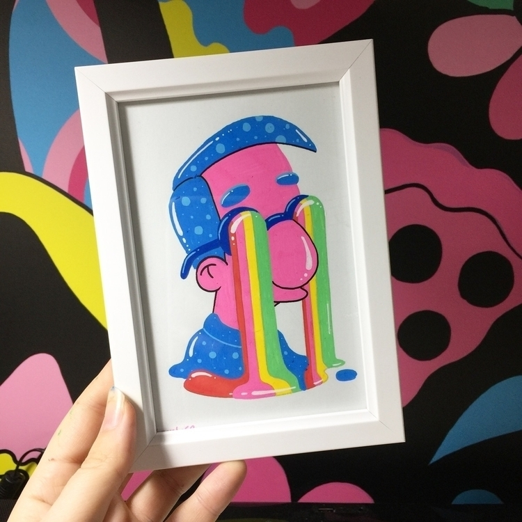 Framed mini melting Millhouse o - ms_wearer | ello