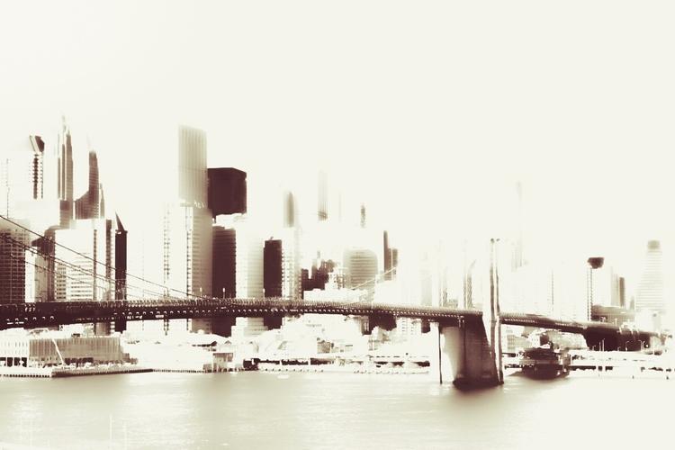 Manhattan East River - photography - iangarrickmason | ello