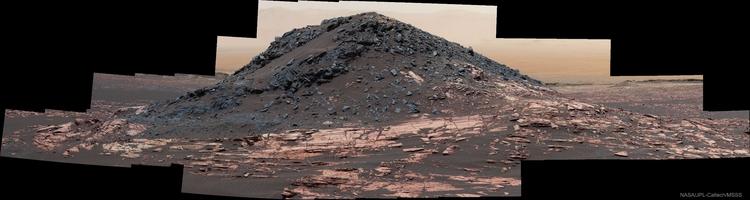 Ireson Hill Mars - mars, curiosity - valosalo | ello