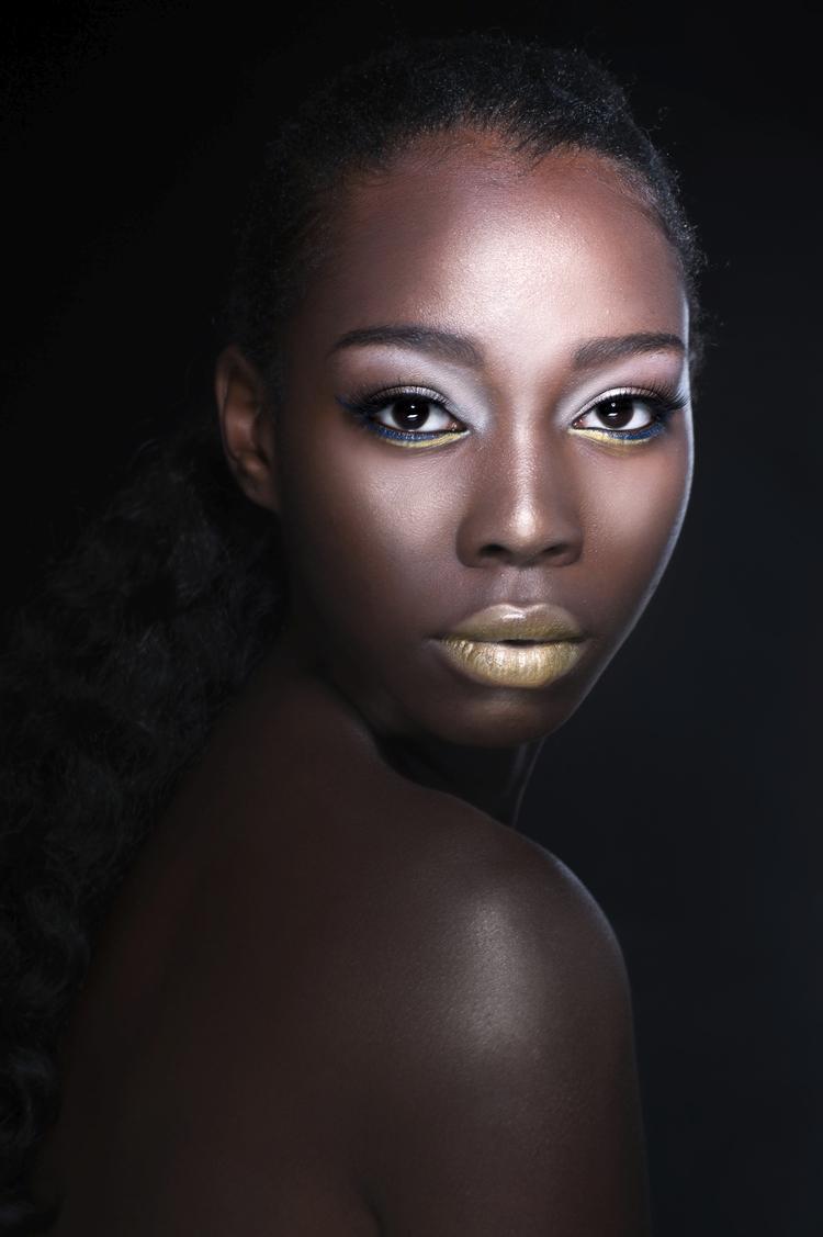 MUA Jen Siqueiros Model Xzaviah - jamiesolorio | ello