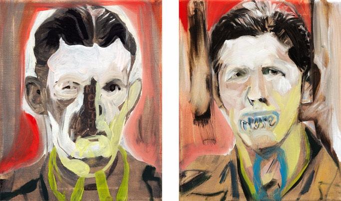 painting post - oiloncanvas, arte - rolandmaasvisualart | ello