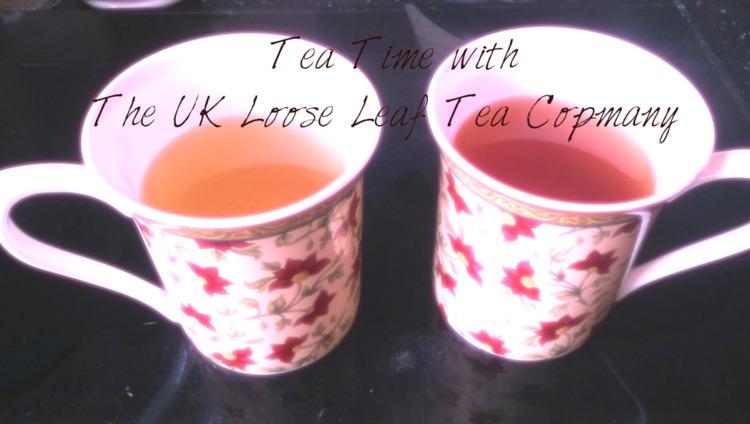 SPONSORED: Tea Time UK Loose Le - dinosaurboo | ello