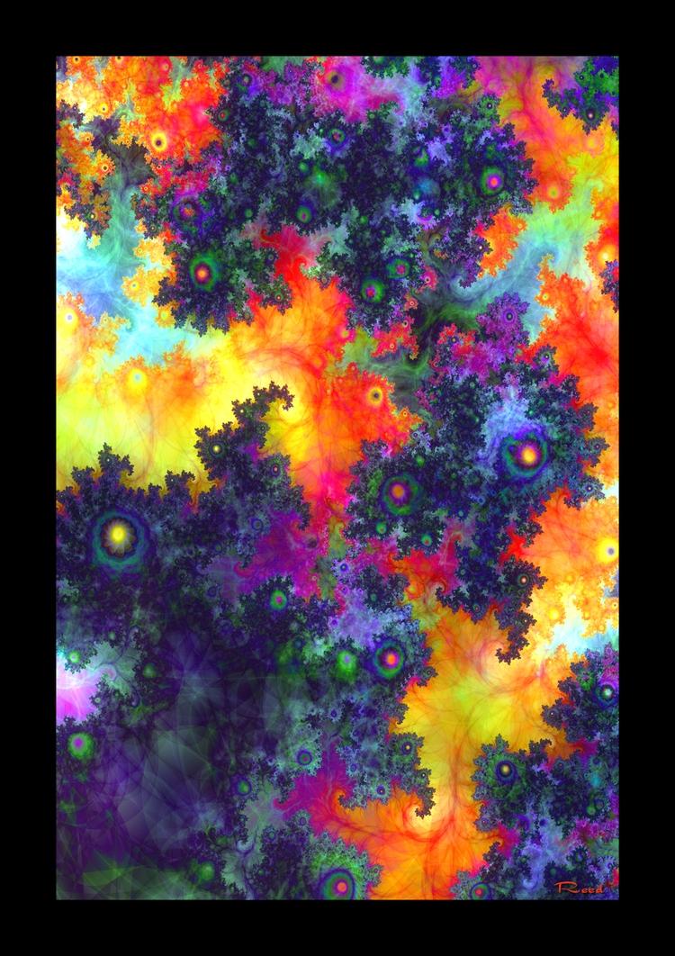 Opus 3 - fractal archives - sya | ello