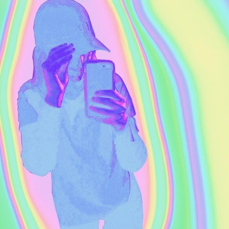 High colour, exponential vivid  - violetvelvety | ello