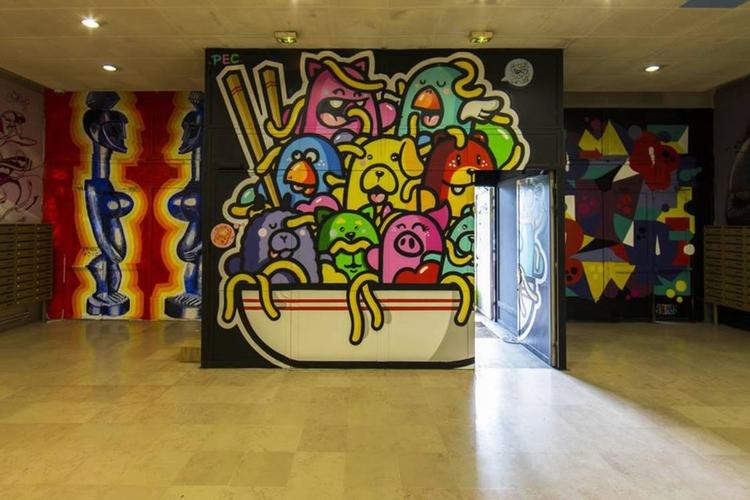 Rehab2 – 100 street artists éco - benim_jbweb   ello