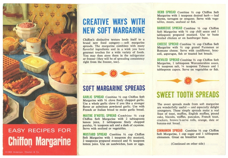 Easy Recipes Chiffon Margarine - eudaemonius | ello