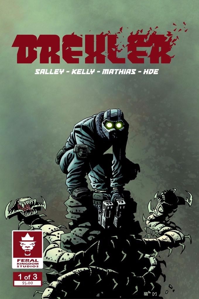 Drexler 3) Feral Kingdom Studio - oosteven   ello