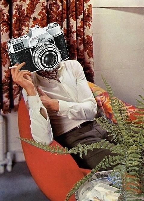 Hipster  - collage, collageart, art - bk_collage | ello