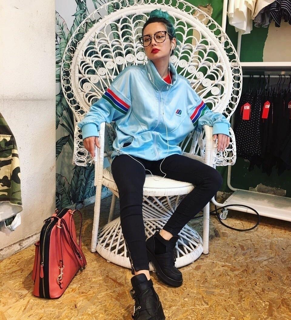 fav jacket wanted introduce - sportswear - saraurb | ello