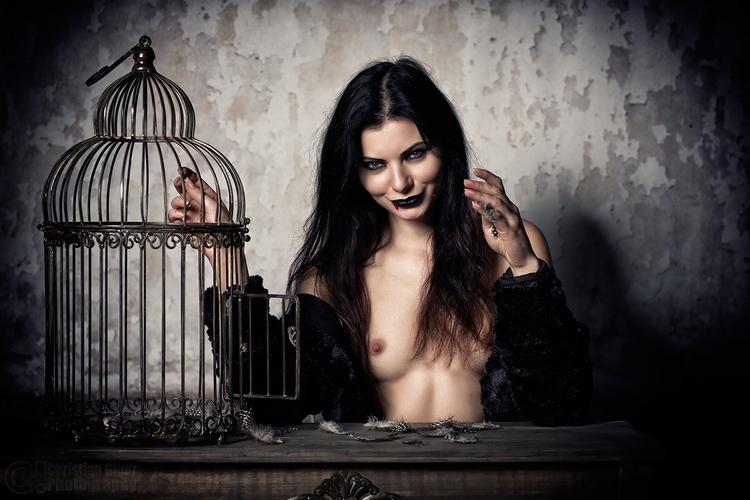 """Promised Freedom"" — Photograph - darkbeautymag | ello"