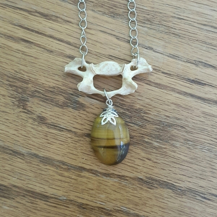 unique necklace large nature-cl - artbywolves | ello