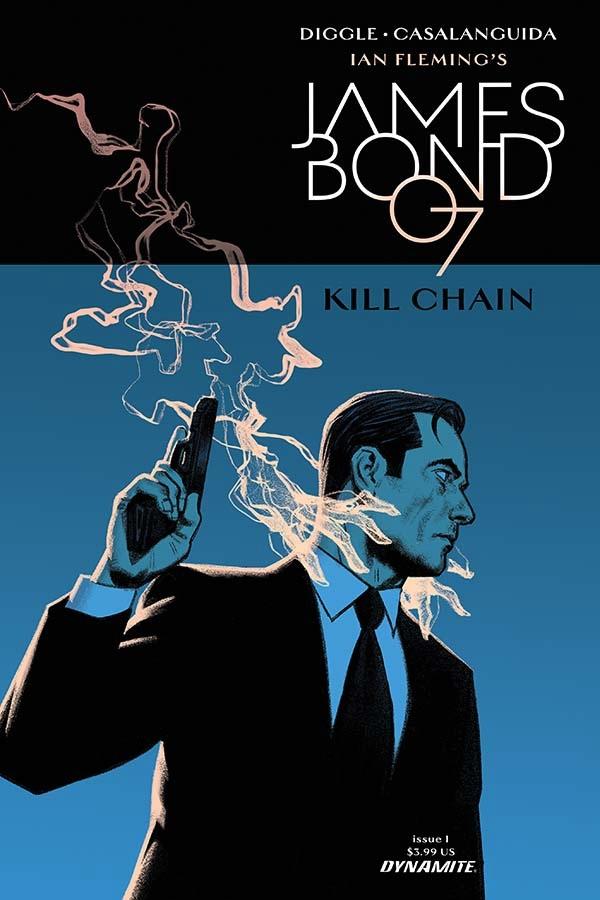 James Bond: Kill Chain Review r - comicbuzz   ello