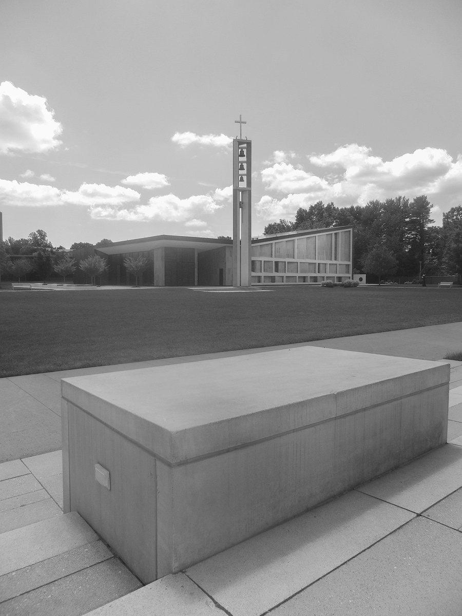 Chapel Holy Spirit pivotal camp - photografia | ello