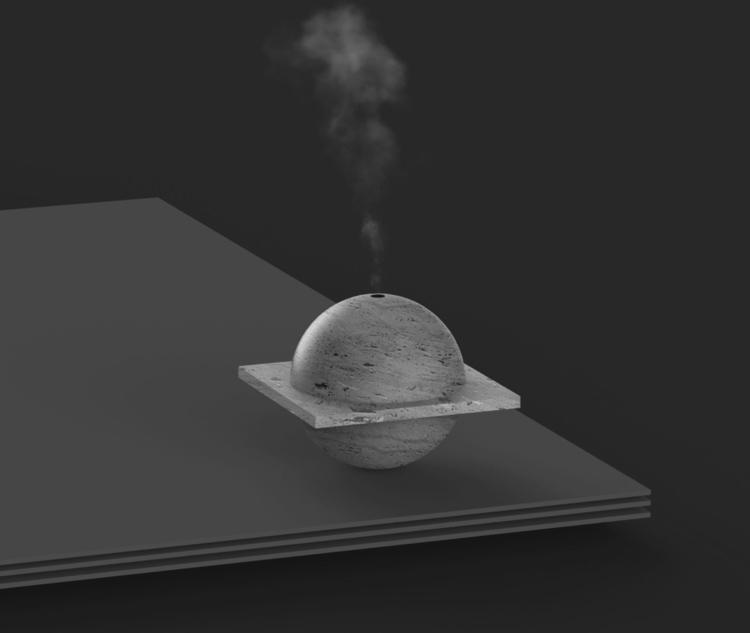 Design: Sara Ferron Cima Bloc S - minimalist | ello