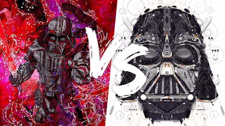 Ready Rumble! favorite? +++ Art - fabimo | ello