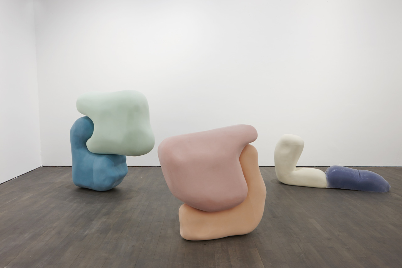 Nairy Baghramian, Stay Downers - modernism_is_crap | ello