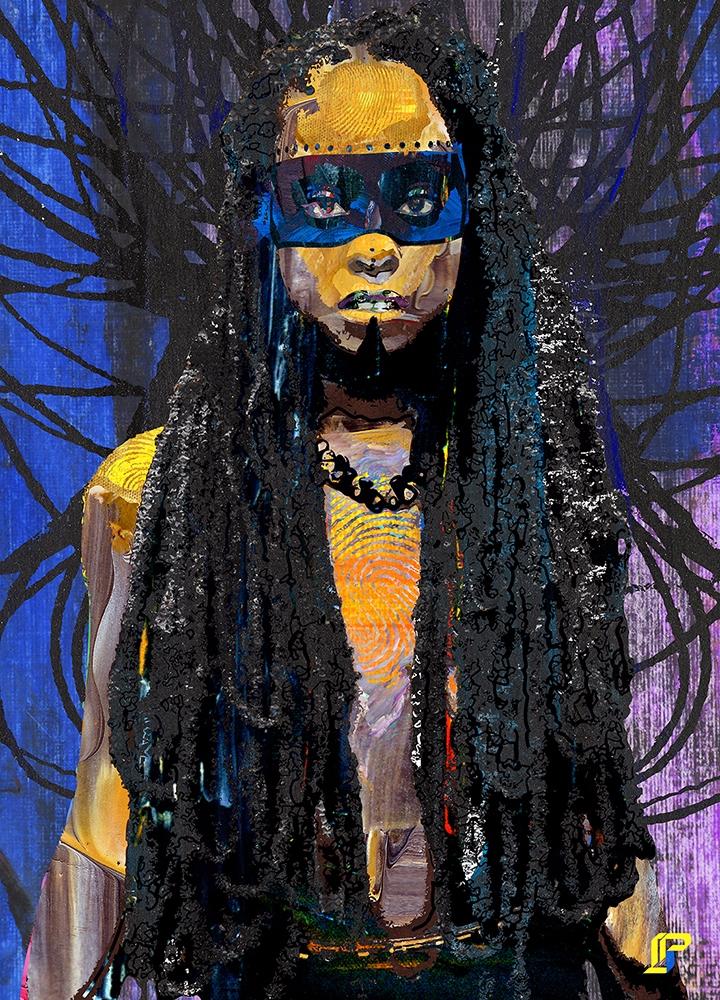Artist: LPAE38 Title: Native An - lamanchagallery | ello