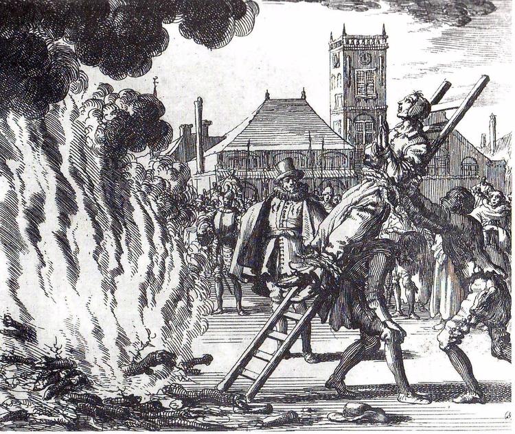 June 1510, 64 women men burned  - valosalo | ello