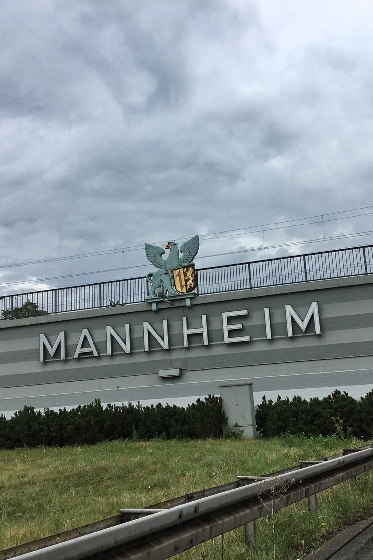 called 'Quadratestadt - Mannheim - rowiro | ello