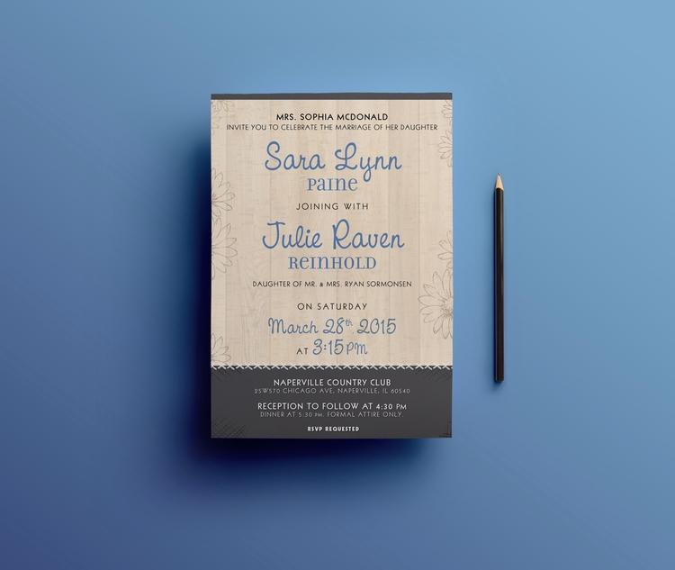 Invitation • Publishing - djedge | ello