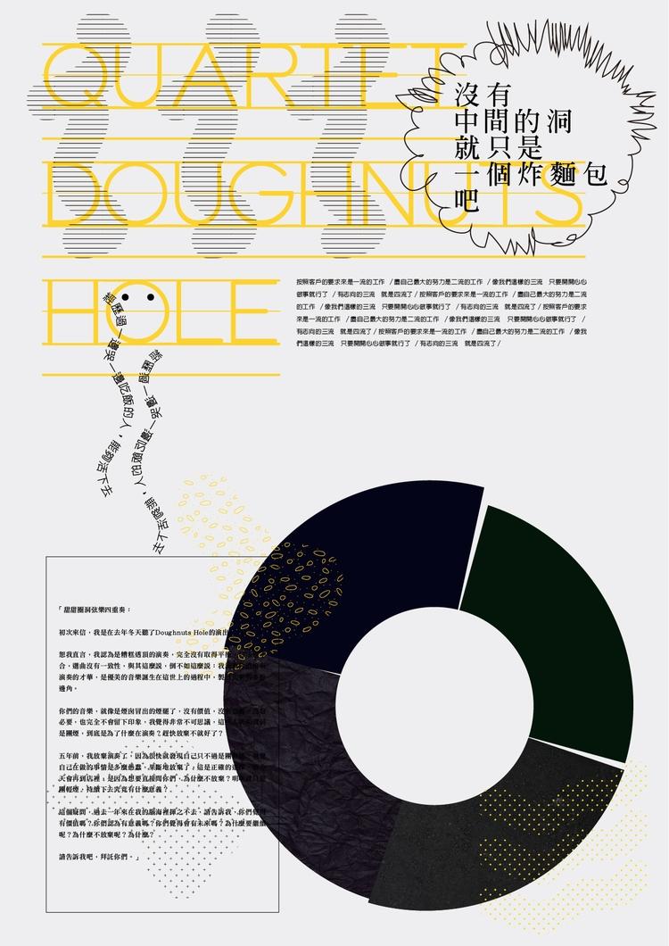 Quartet doughnuts hole - asia, art - sungdiyen | ello