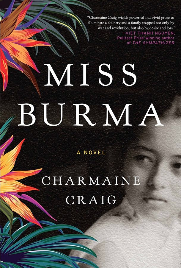 Burma Charmaine Craig Louisa na - matteristbooks | ello