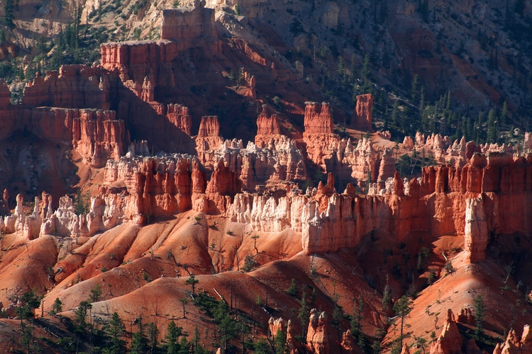 Hoodoos. Bryce Canyon National  - vujadav17 | ello
