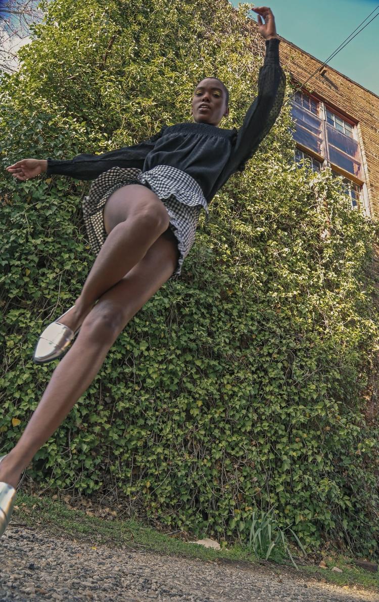 Modern Woman hurdles challenges - kevlarrose   ello