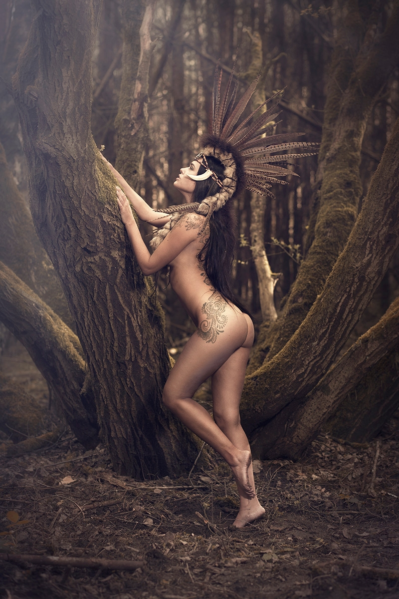 Photographer:Ars Momentum Mode - darkbeautymag | ello
