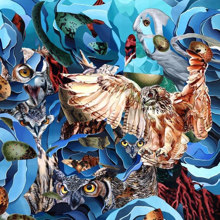 Artist Profile Juan Travieso wo - wowxwow | ello