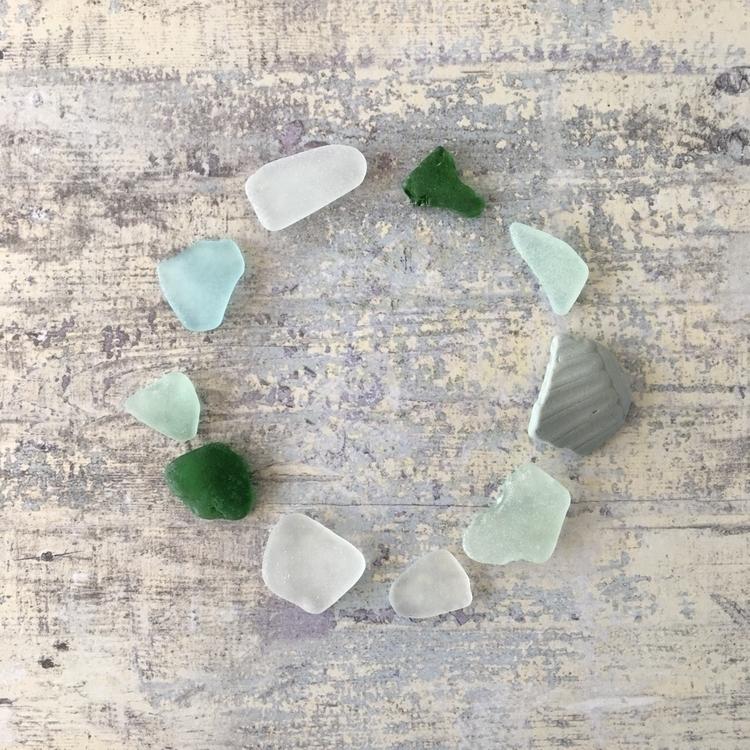 additions sea glass collection - missmoffatyarns | ello