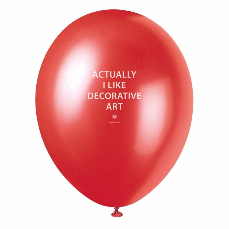 hot air print balloons / plasti - myevilclone | ello