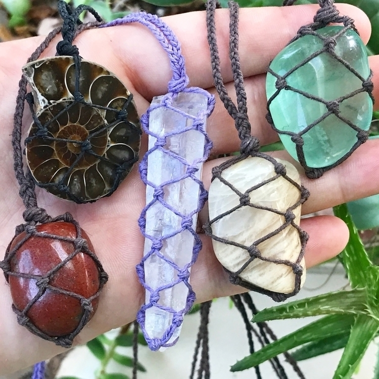 Loving newest batch necklaces - crystal - katiesbasement | ello