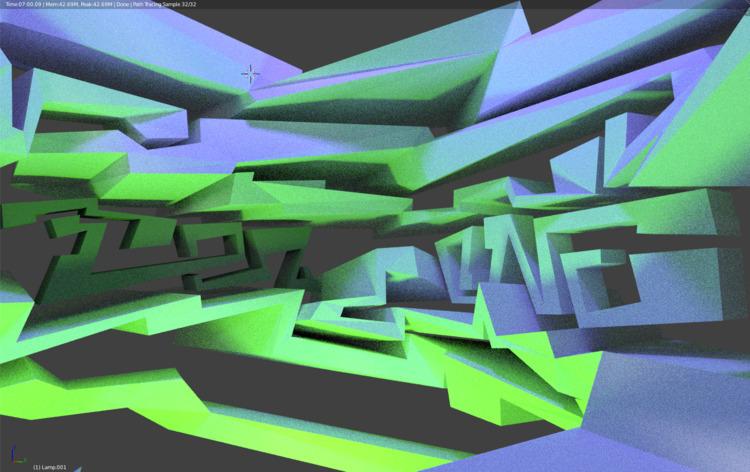 progrezz - VR, 3D, Graffiti, TezOne - tezone   ello