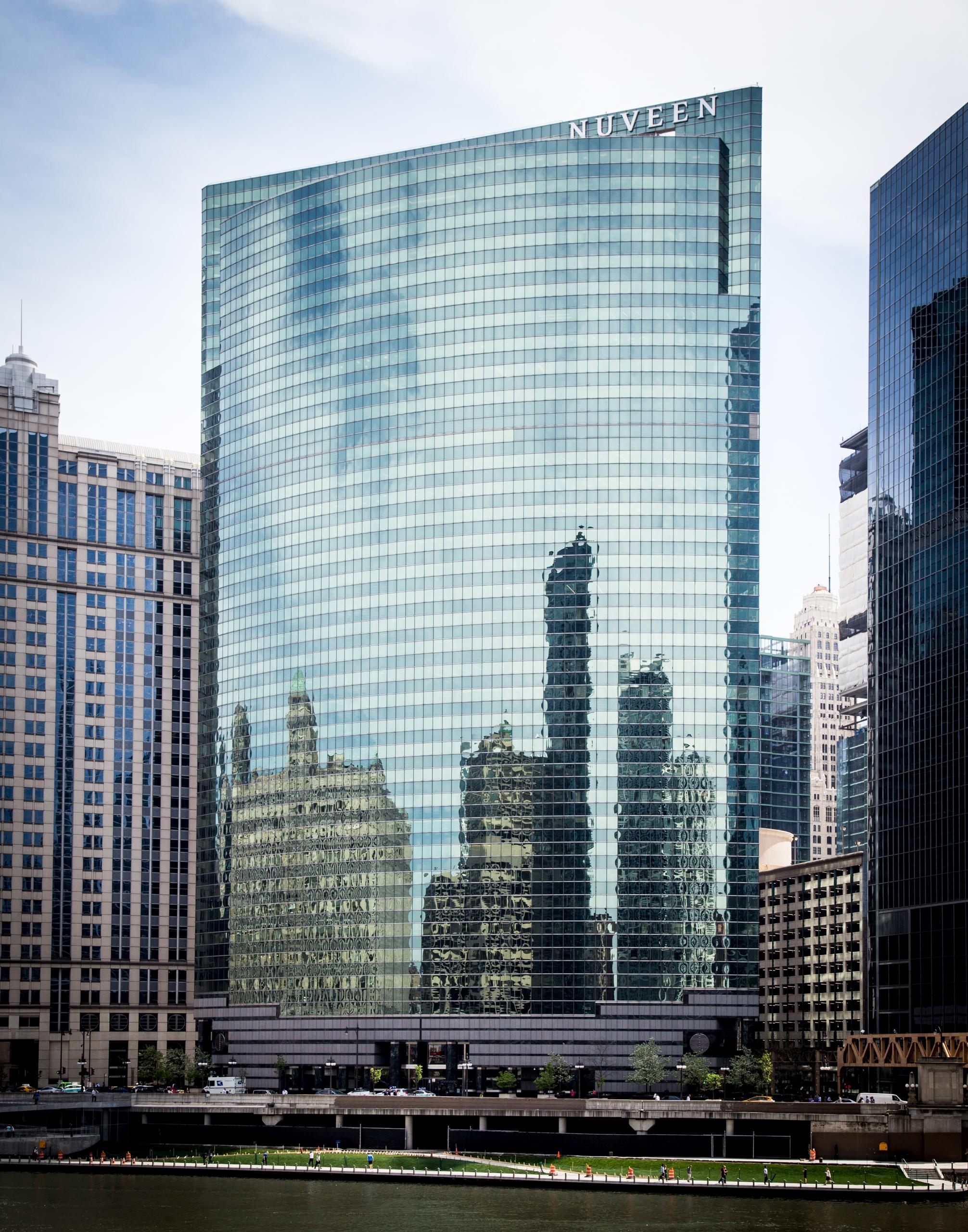 Nuveen building - Chicago desig - junwin | ello