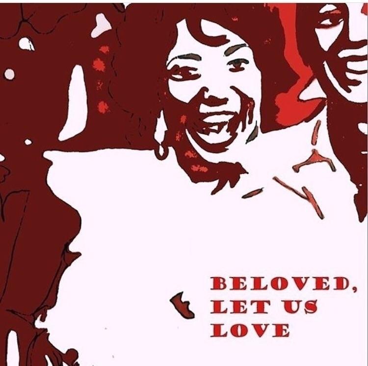 Reposting - beloved,, love, contemporaryart - bitfactory   ello