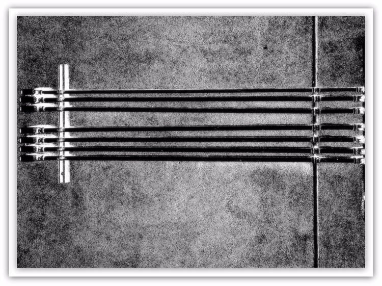Mechanical Music 7 Strings Stee - voiceofsf | ello