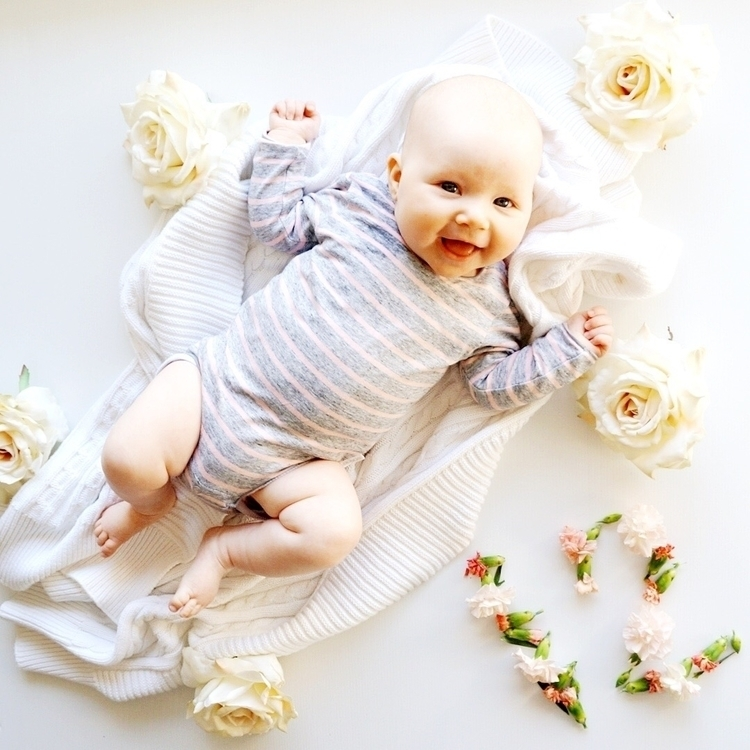 baby girl turned 12 weeks celeb - verdebaby | ello