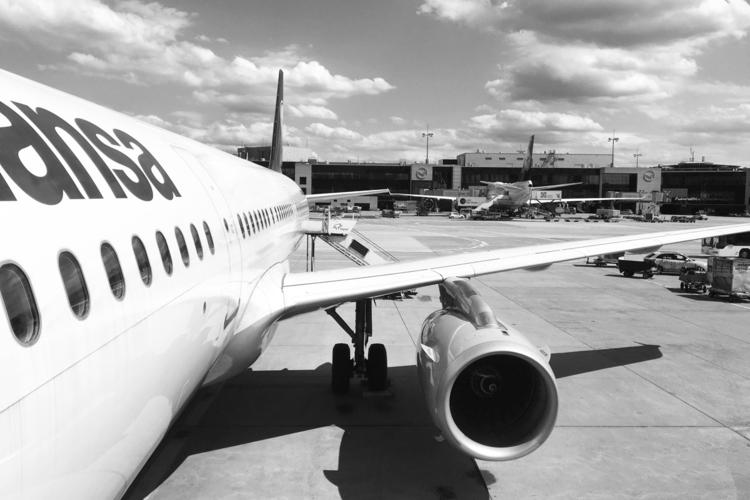 FRA Lufthansa :airplane:️ LH236 - rowiro | ello
