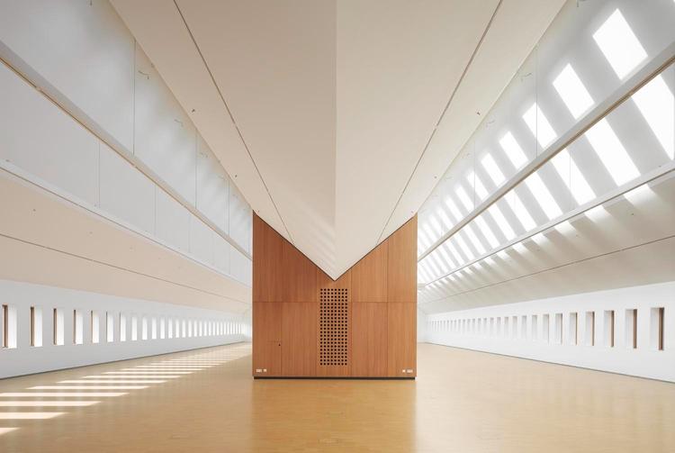 Historical Museum Frankfurt LRO - elloarchitecture | ello