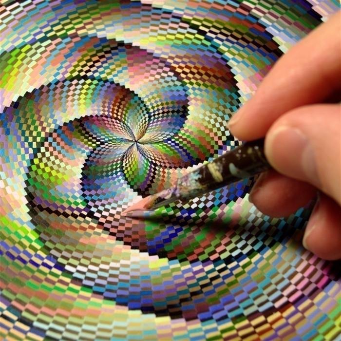 painting - Mark Stebbins, Pinwh - markstebbins | ello