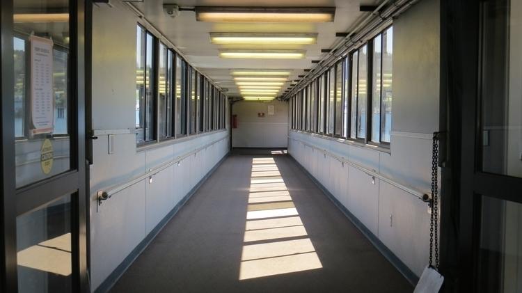 Corridor Florescent Natural Lig - dave63 | ello